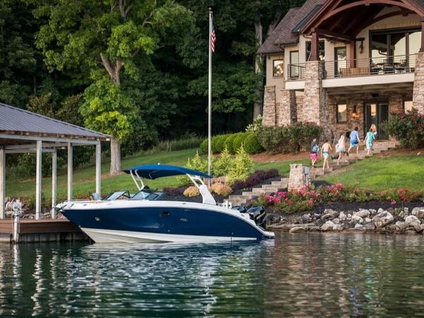 2020 Sea Ray boat for sale, model of the boat is SDX 290 OB & Image # 4 of 30