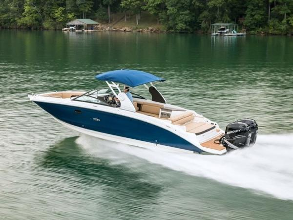 2020 Sea Ray boat for sale, model of the boat is SDX 290 OB & Image # 5 of 30