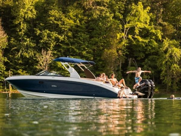 2020 Sea Ray boat for sale, model of the boat is SDX 290 OB & Image # 8 of 30