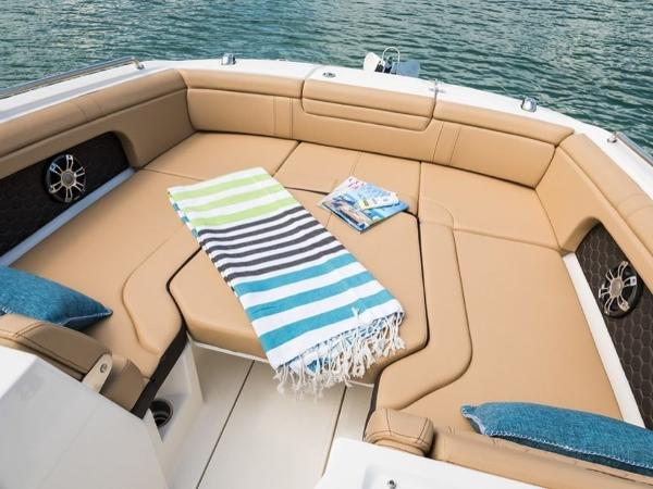 2020 Sea Ray boat for sale, model of the boat is SDX 290 OB & Image # 14 of 30