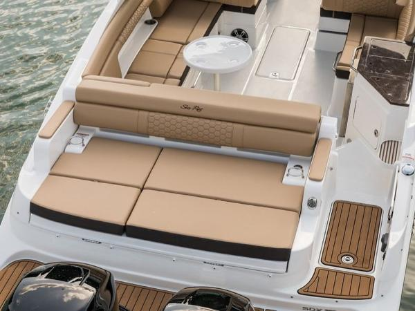 2020 Sea Ray boat for sale, model of the boat is SDX 290 OB & Image # 15 of 30