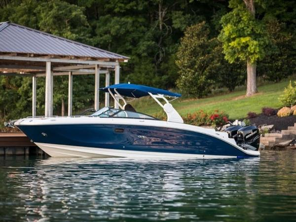 2020 Sea Ray boat for sale, model of the boat is SDX 290 OB & Image # 29 of 30