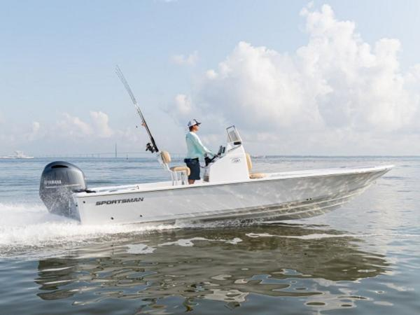 2020 Sportsman Boats boat for sale, model of the boat is Tournament 234 SBX & Image # 1 of 35