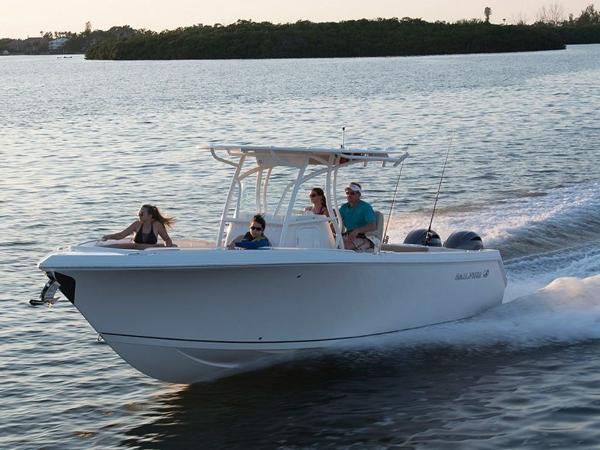 2020 Sailfish boat for sale, model of the boat is 270 CC & Image # 2 of 26
