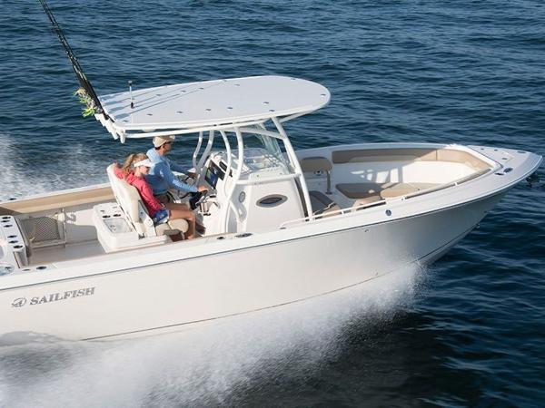 2020 Sailfish boat for sale, model of the boat is 270 CC & Image # 3 of 26