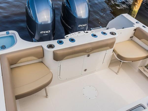 2020 Sailfish boat for sale, model of the boat is 270 CC & Image # 6 of 26