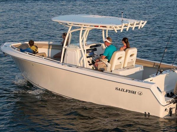 2020 Sailfish boat for sale, model of the boat is 270 CC & Image # 9 of 26