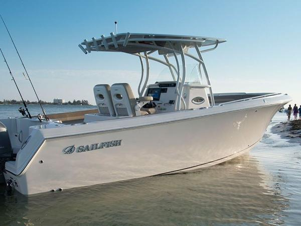 2020 Sailfish boat for sale, model of the boat is 270 CC & Image # 11 of 26