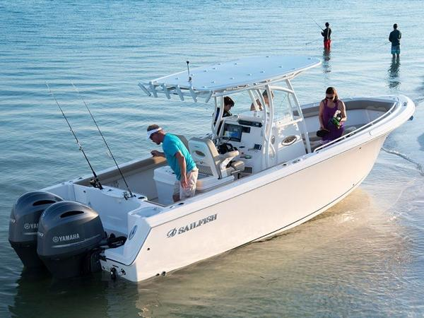 2020 Sailfish boat for sale, model of the boat is 270 CC & Image # 12 of 26