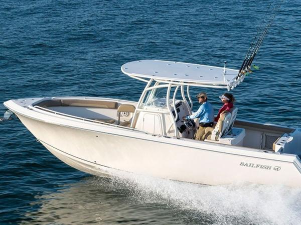 2020 Sailfish boat for sale, model of the boat is 270 CC & Image # 17 of 26