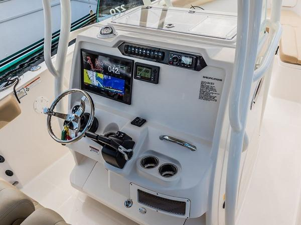 2020 Sailfish boat for sale, model of the boat is 270 CC & Image # 20 of 26