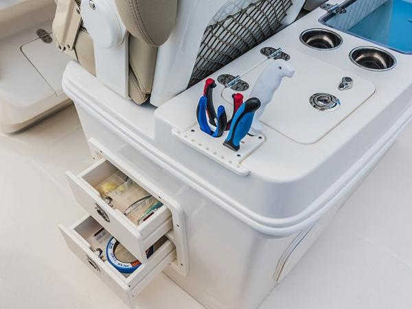 2020 Sailfish boat for sale, model of the boat is 270 CC & Image # 22 of 26