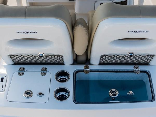 2020 Sailfish boat for sale, model of the boat is 270 CC & Image # 24 of 26