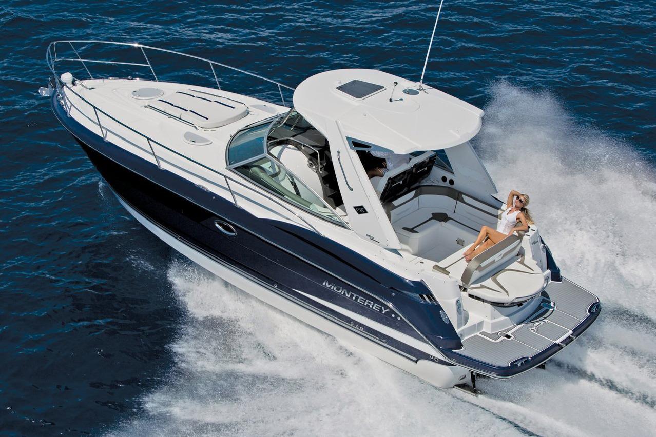 New Monterey Boats For Sale Oh Boat Dealer Port Clinton