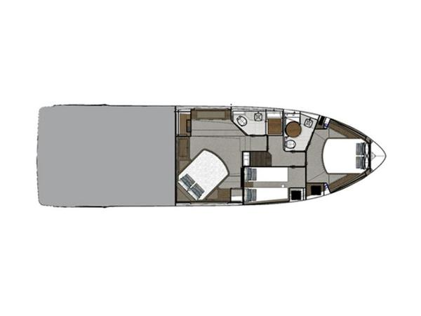 2020 Sea Ray boat for sale, model of the boat is Fly 520 & Image # 2 of 14