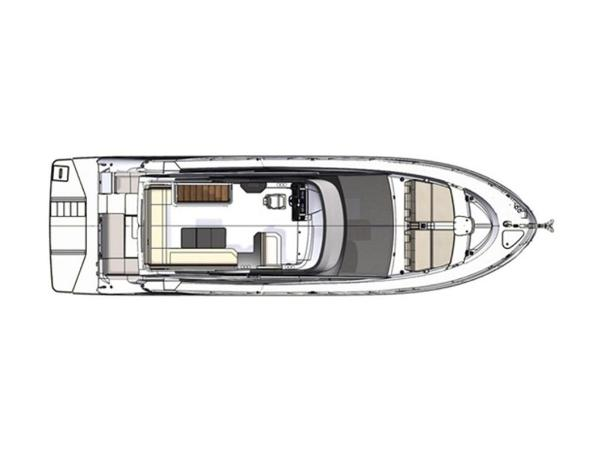 2020 Sea Ray boat for sale, model of the boat is Fly 520 & Image # 5 of 14
