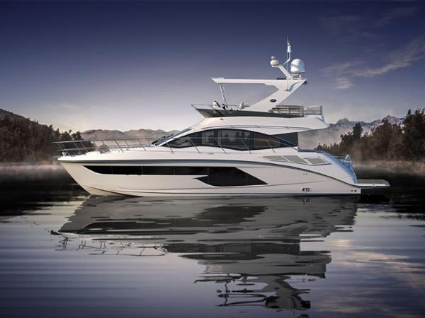 2020 Sea Ray boat for sale, model of the boat is Fly 520 & Image # 13 of 14