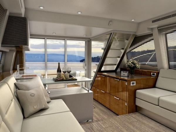 2020 Sea Ray boat for sale, model of the boat is Fly 520 & Image # 14 of 14