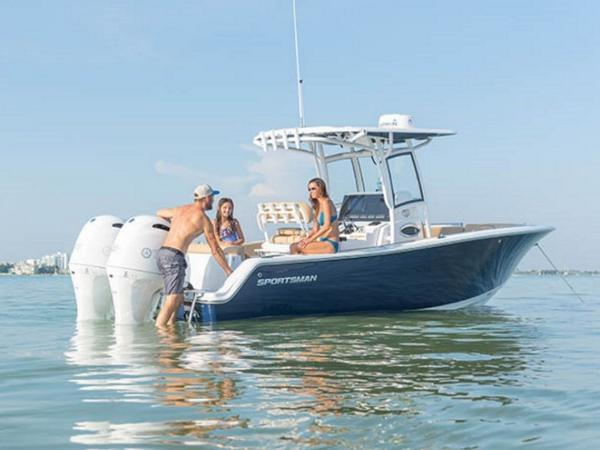 2020 Sportsman Boats boat for sale, model of the boat is Heritage 251 & Image # 15 of 44