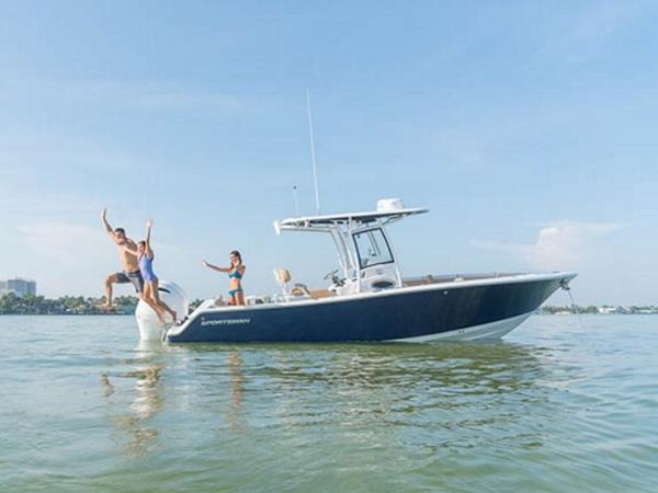 2020 Sportsman Boats boat for sale, model of the boat is Heritage 251 & Image # 43 of 44