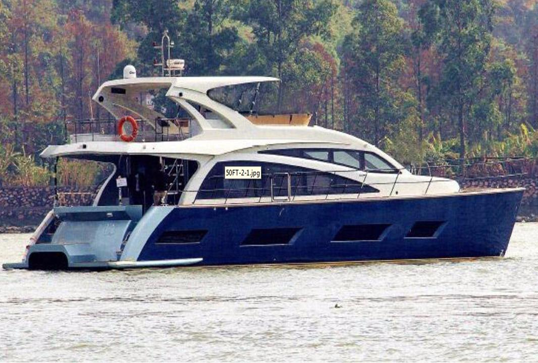 50' Allmand Yachts 2017 Catamaran 50