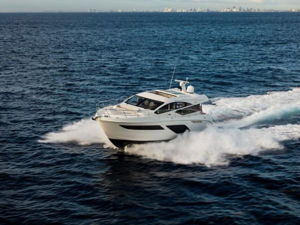 2020 Sea Ray boat for sale, model of the boat is L550 & Image # 3 of 48