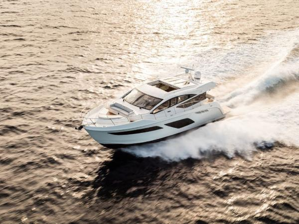2020 Sea Ray boat for sale, model of the boat is L550 & Image # 5 of 48