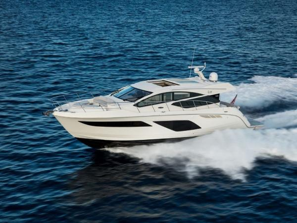 2020 Sea Ray boat for sale, model of the boat is L550 & Image # 7 of 48