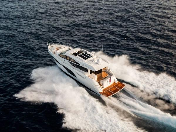 2020 Sea Ray boat for sale, model of the boat is L550 & Image # 9 of 48
