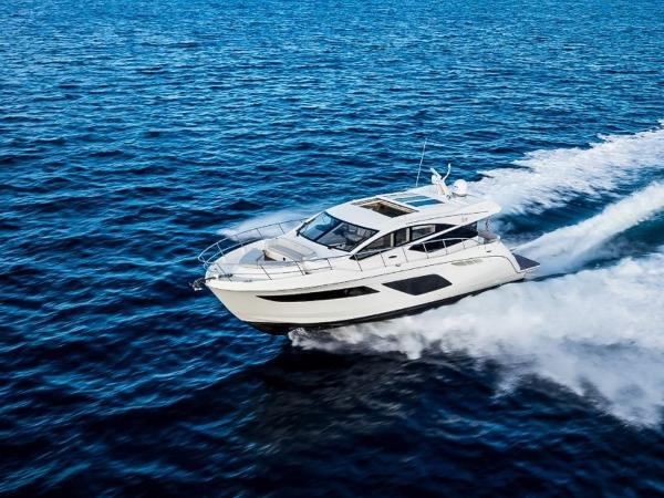 2020 Sea Ray boat for sale, model of the boat is L550 & Image # 11 of 48