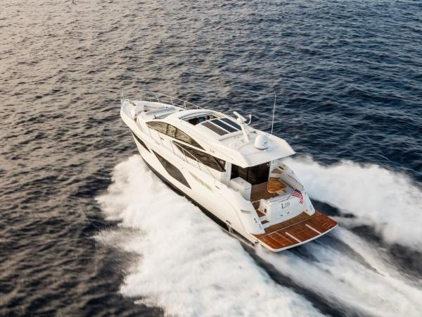 2020 Sea Ray boat for sale, model of the boat is L550 & Image # 15 of 48