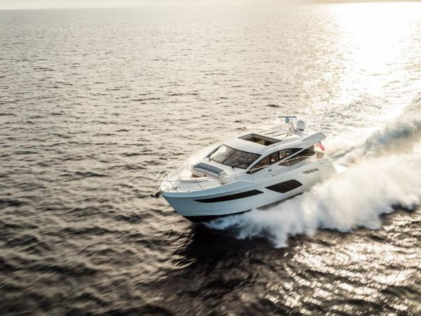 2020 Sea Ray boat for sale, model of the boat is L550 & Image # 16 of 48