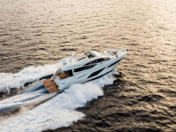 2020 Sea Ray boat for sale, model of the boat is L550 & Image # 19 of 48