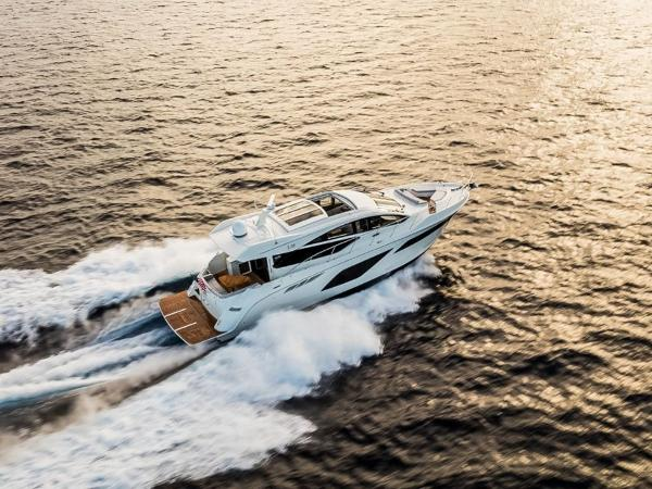 2020 Sea Ray boat for sale, model of the boat is L550 & Image # 25 of 48