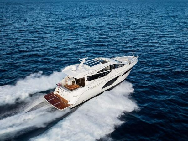 2020 Sea Ray boat for sale, model of the boat is L550 & Image # 27 of 48