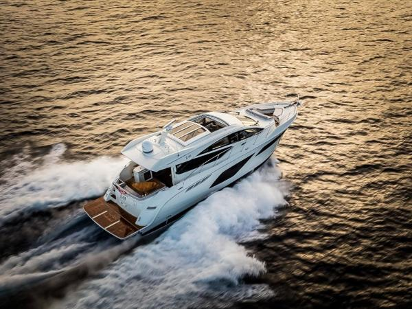 2020 Sea Ray boat for sale, model of the boat is L550 & Image # 31 of 48