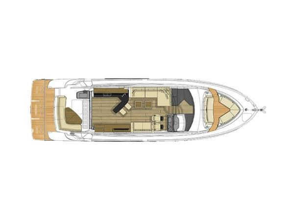 2020 Sea Ray boat for sale, model of the boat is L550 & Image # 34 of 48
