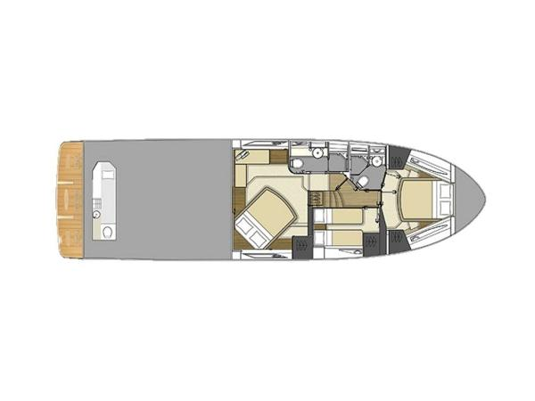 2020 Sea Ray boat for sale, model of the boat is L550 & Image # 36 of 48