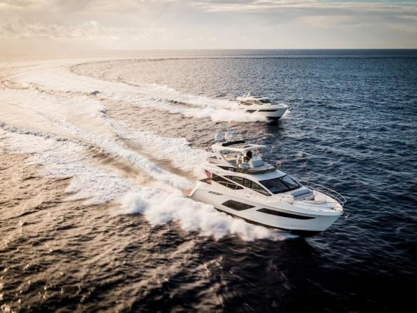2020 Sea Ray boat for sale, model of the boat is L550 & Image # 47 of 48