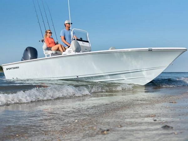 2020 Sportsman Boats boat for sale, model of the boat is Masters 207 & Image # 2 of 36