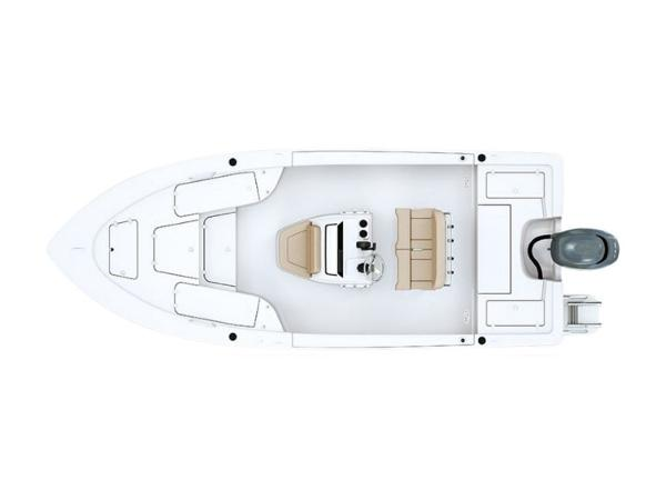2020 Sportsman Boats boat for sale, model of the boat is Masters 207 & Image # 4 of 36