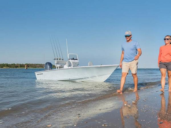 2020 Sportsman Boats boat for sale, model of the boat is Masters 207 & Image # 5 of 36