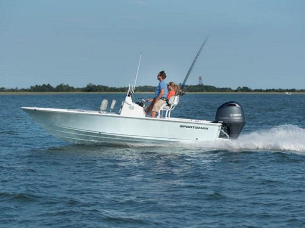 2020 Sportsman Boats boat for sale, model of the boat is Masters 207 & Image # 1 of 36
