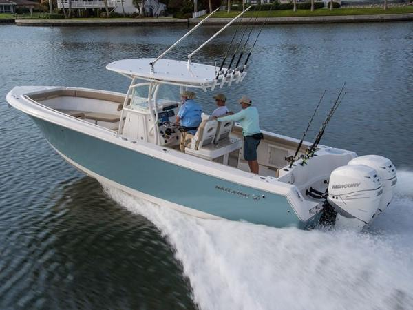 2020 Sailfish boat for sale, model of the boat is 320 CC & Image # 1 of 1