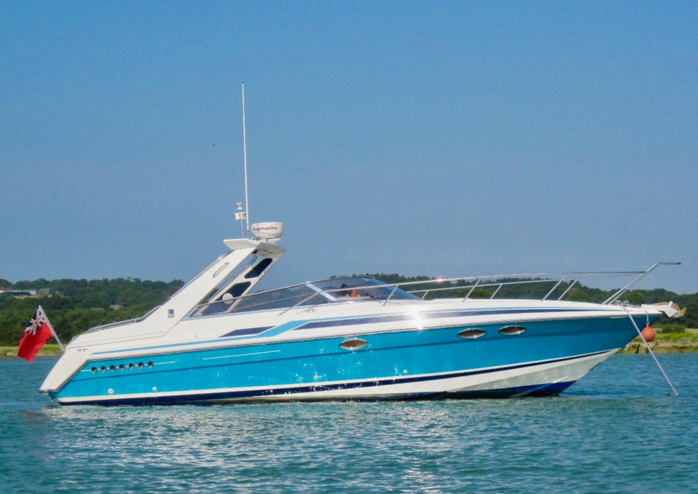 SUNDOWNER OF LYMINGTON-Portofino 32 | Sunseeker Torquay
