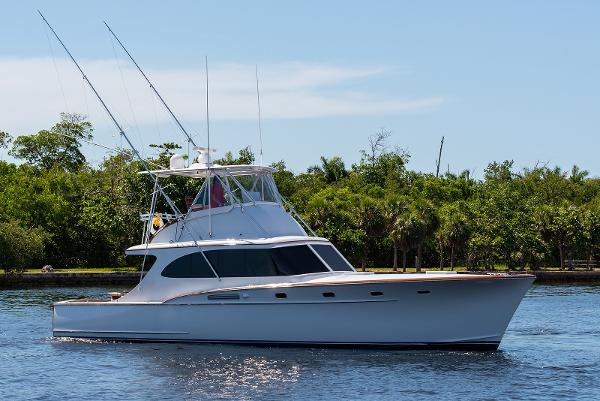 1971 45' Rybovich Completely Updated Sportfish