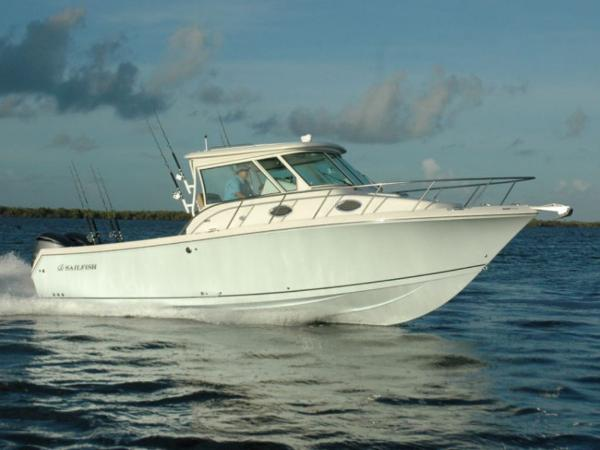2020 Sailfish boat for sale, model of the boat is 320 EXP & Image # 1 of 37