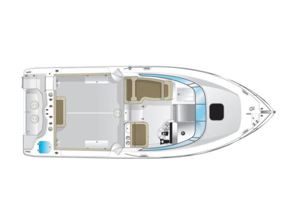 2020 Sailfish boat for sale, model of the boat is 320 EXP & Image # 7 of 37