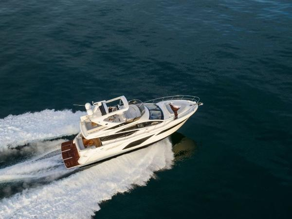 2020 Sea Ray boat for sale, model of the boat is L550 Fly & Image # 2 of 46