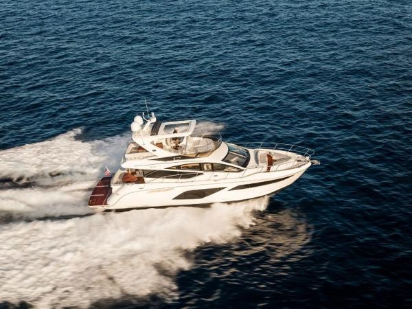 2020 Sea Ray boat for sale, model of the boat is L550 Fly & Image # 5 of 46